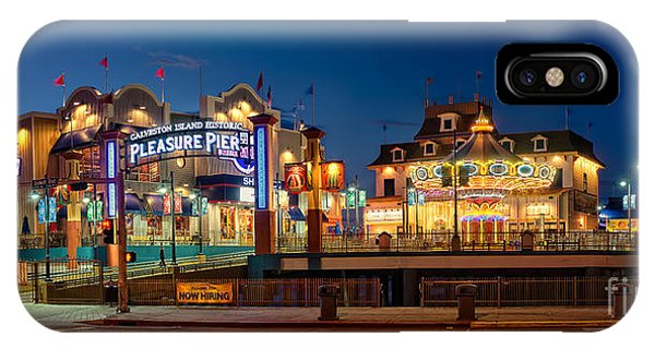 Pleasure Pier IPhone Case