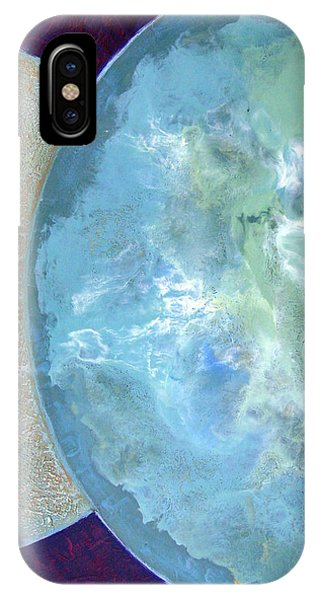 Pleiades Meditation Phone Case by Carolyn Goodridge
