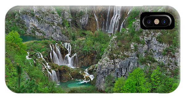 Plitvice IPhone Case