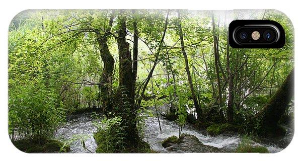 Travelpics iPhone Case - Plitvice Lakes by Travel Pics