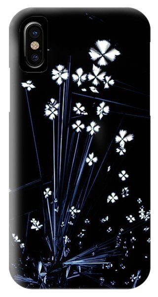 Plm Of Pantothenic Acid Crystals Phone Case by Sidney Moulds/science Photo Library