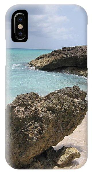 Plum Bay - St. Martin IPhone Case