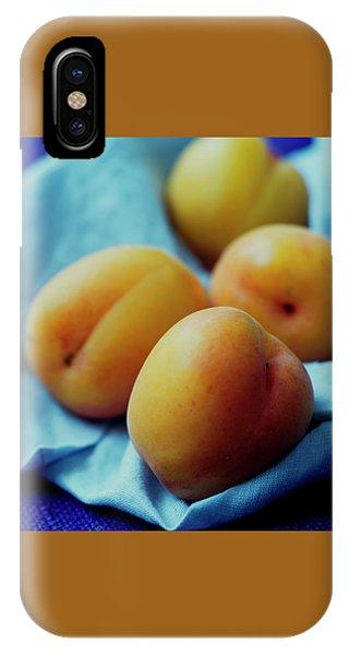 Plumcots IPhone X Case