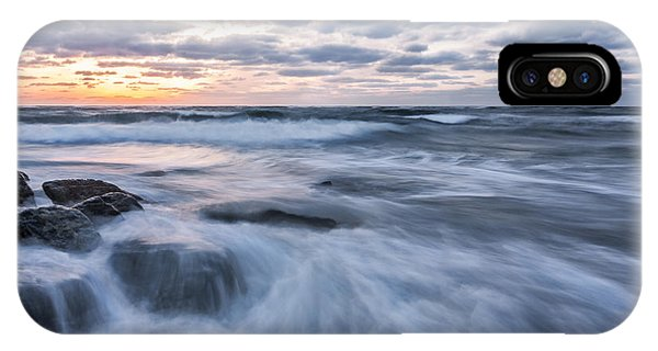 Boynton iPhone Case - Plunge Into The Blue by Jon Glaser