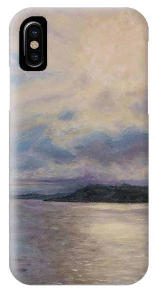 Plymouth Uk Harbor IPhone Case