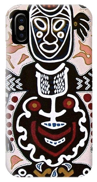 Papua New Guinea Manggi IPhone Case