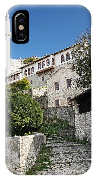 Mostar iPhone Case - Pocitelj Village Near Mostar In Bosnia  by Jacek Malipan