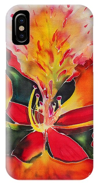 Poinciana Royale IPhone Case