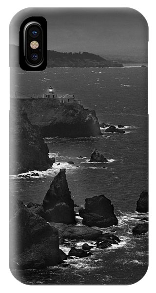 Point Bonita Light IPhone Case