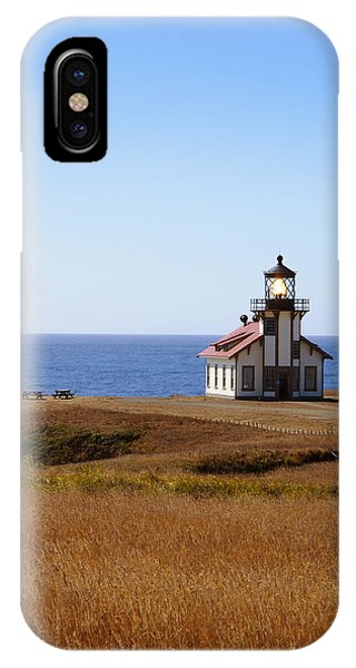 Point Cabrillo Light House IPhone Case