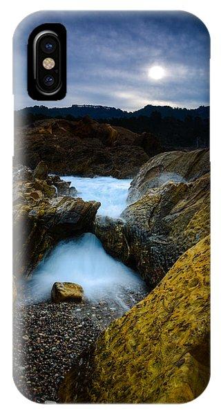 Point Lobos Big Sur Sea Arch IPhone Case