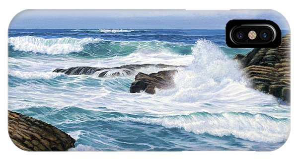 Point Lobos Phone Case by Paul Krapf