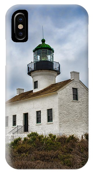 Point Loma Lighthouse IPhone Case