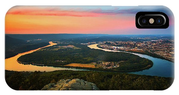 Point Park Overlook IPhone Case