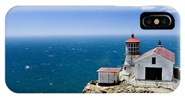 Point Reyes Lighthouse California IPhone Case
