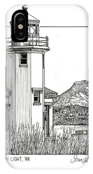 Point Robinson Light IPhone Case