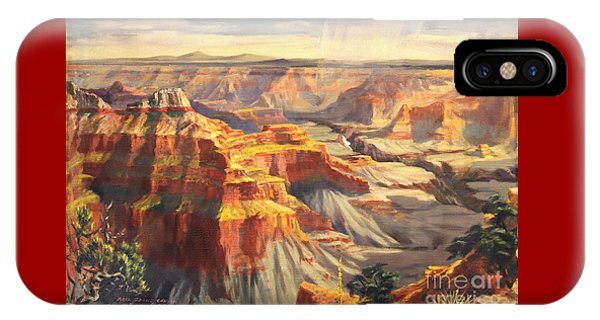 Point Sublime - Grand Canyon Az. IPhone Case