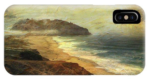 Point Sur Lighthouse IPhone Case