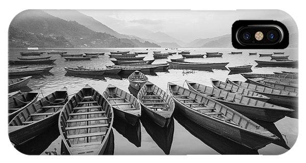 Pokhara Paradise IPhone Case