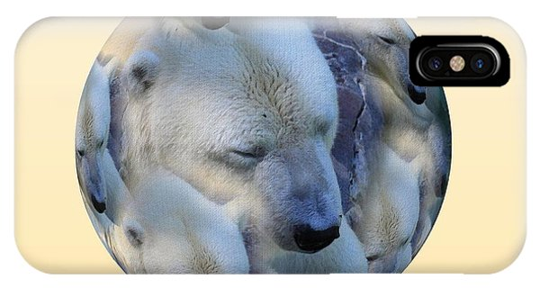 Polar Bears  IPhone Case