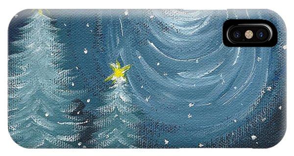 Polar Vortex 2014 IPhone Case