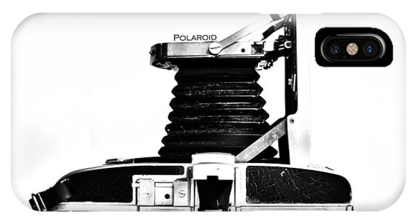 Polaroid Land Camera 95b 2 IPhone Case
