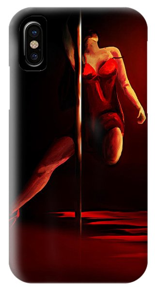 Pole IPhone Case
