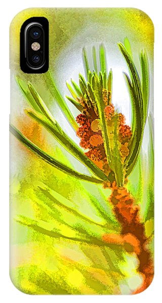 Pollen Cones IPhone Case