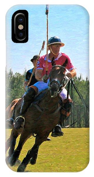 Polo IPhone Case