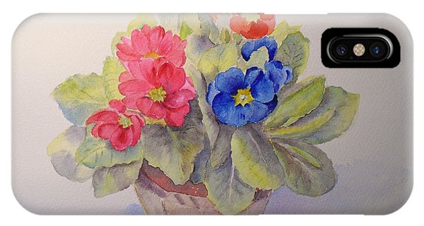 Polyanthus IPhone Case