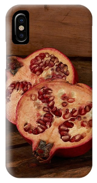 Pomegrantes4511 IPhone Case
