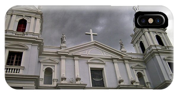 Ponce Cathedral IPhone Case