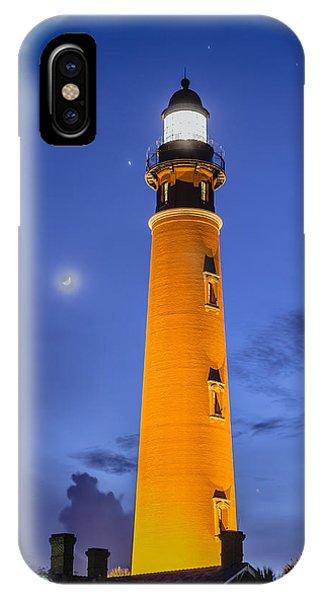Ponce De Leon Lighthouse IPhone Case