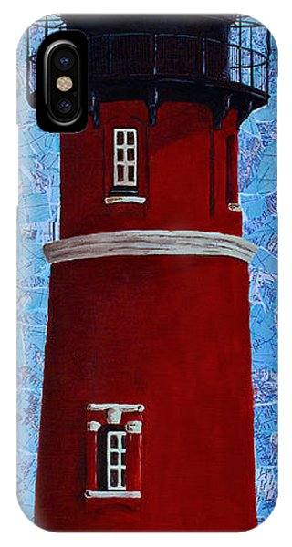 Ponce Inlet Lighthouse IPhone Case