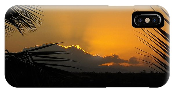 Ponce Sunrise IPhone Case