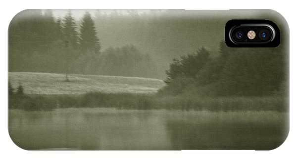 IPhone Case featuring the photograph Pond At Blato 1 by Michael Kirk