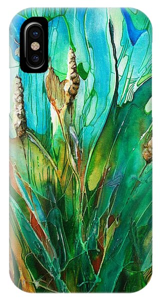 Pond Life IPhone Case