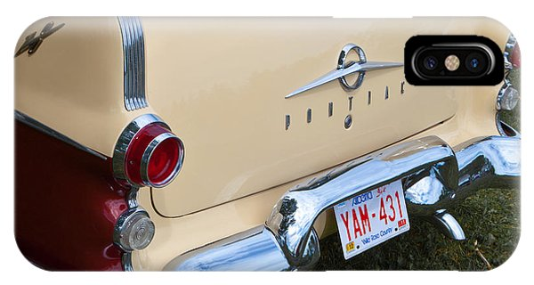 Pontiac Classic Car IPhone Case