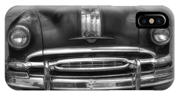 IPhone Case featuring the photograph Pontiac Frontend by Michael Colgate