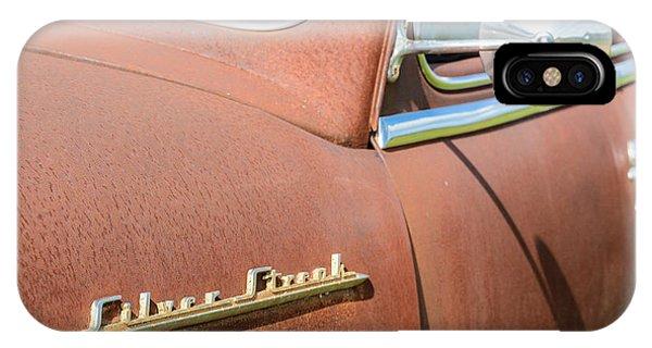 Pontiac Silver Streak Phone Case by Wally Taylor