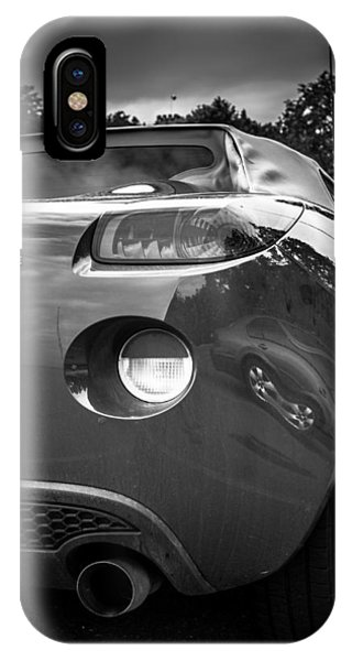 Pontiac Solstice Rear View IPhone Case