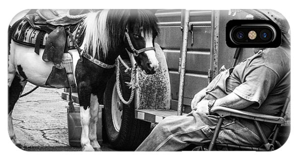 Pony Ride IPhone Case