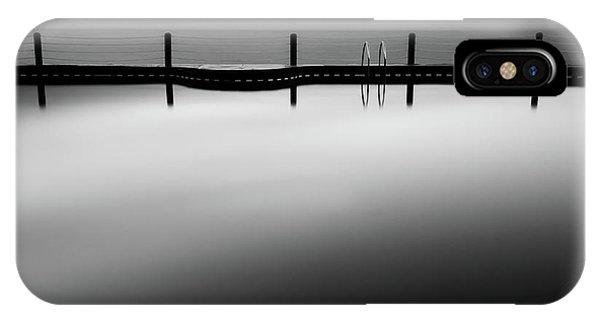 Serenity iPhone Case - Pool by Martin Rak