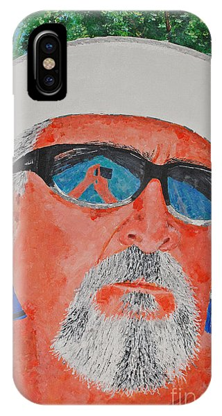 Pool Selfie IPhone Case