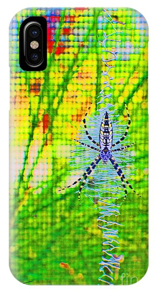 Pool Spider  IPhone Case