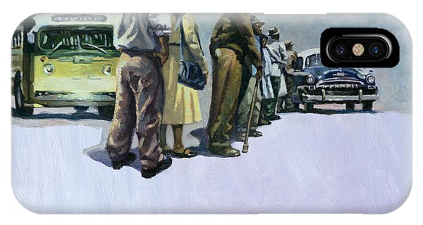 Alabama iPhone Case - Pools Of Defiance by Colin Bootman