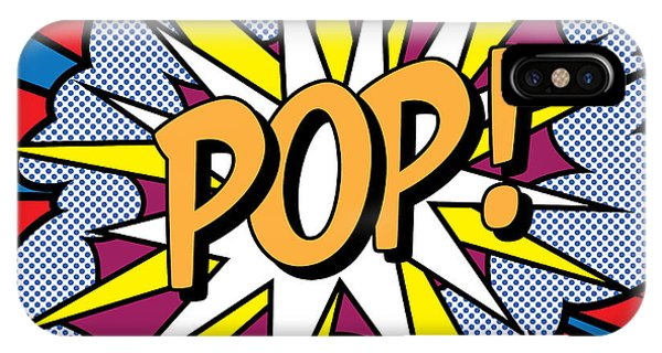 Pop Art IPhone Case