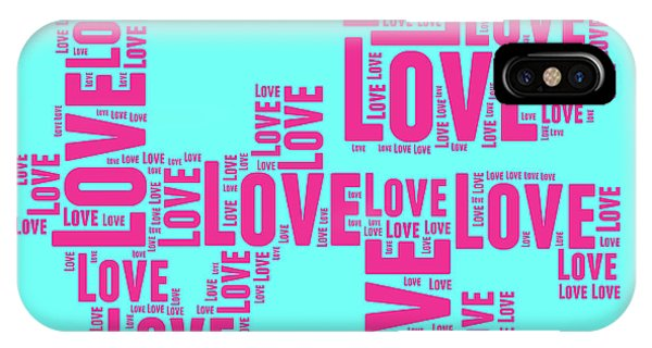 Tribute iPhone Case - Pop Love 1 by Delphimages Photo Creations