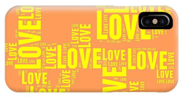 Tribute iPhone Case - Pop Love 3 by Delphimages Photo Creations