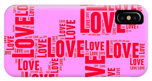 Tribute iPhone Case - Pop Love 4 by Delphimages Photo Creations